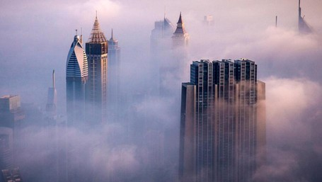 Ketika Dubai Menjadi Negeri di Atas Awan