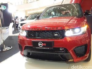 SUV Tercepat Range Rover Dijual Rp 5,5 Miliar, Hanya Ada 1 Unit Saja