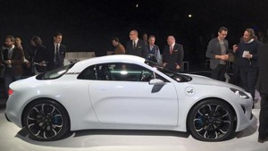 Renault Alpine Vision Concept Versi Produksi Rampung 80 Persen