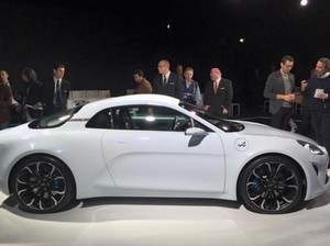 Renault-Alpine Bakal Usung Mesin Mercedes-AMG?