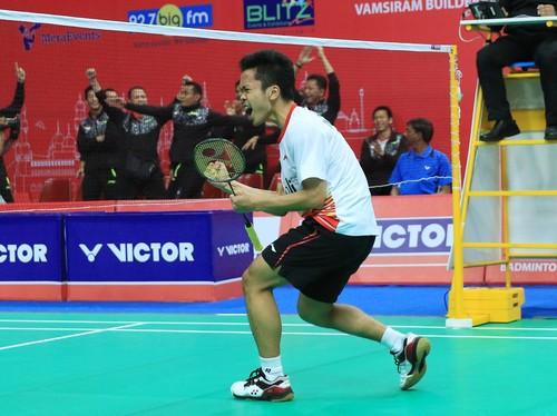 Kalahkan Jepang 3-2, Indonesia Juara Kualifikasi Piala Thomas 2016
