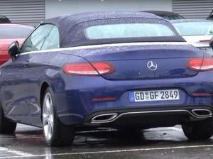 Ini Wajah Baru Mercedes-Benz C-Class Cabriolet
