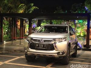 Mitsubishi Siapkan Aksesoris untuk Pajero Sport