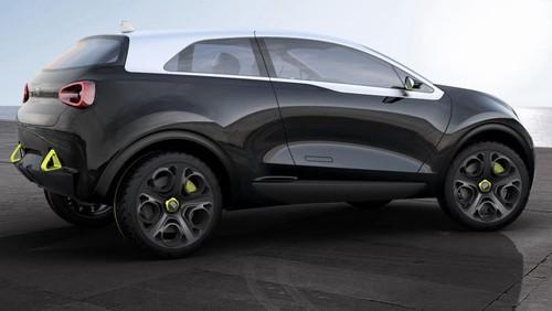 KIA Siapkan Penantang Nissan Juke
