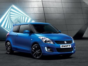 Suzuki Swift Edisi Spesial SZ-L Diperkenalkan di Inggris