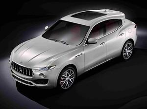 Ini Dia Tampilan SUV Maserati Levante