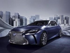 Mobil Hidrogen Lexus Hadir 2020