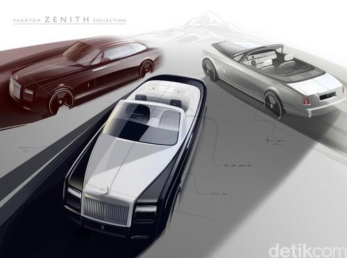 Rolls-Royce Tutup Buku untuk Phantom Generasi Ketujuh