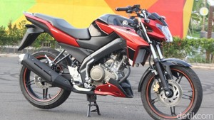 Yamaha: V-Ixion Digempur Kiri Kanan, Rezeki Ada yang Ngatur