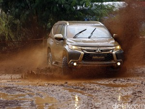 All New Pajero Sport Tak Masalah