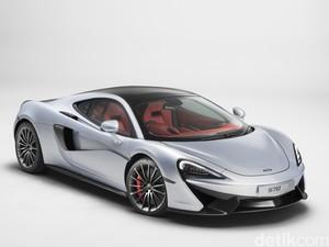 Mobil Termewah McLaren