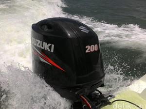 Suzuki: Mesin Kapal 4-Tak Lebih Efisien, tapi Tetap Bertenaga
