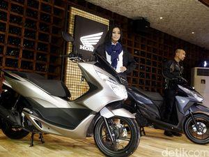 Diler Honda Kekurangan Stok PCX