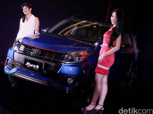 Toyota Rush Baru Tambah Kursi Tapi Tetap Nyaman? Ini Rahasianya