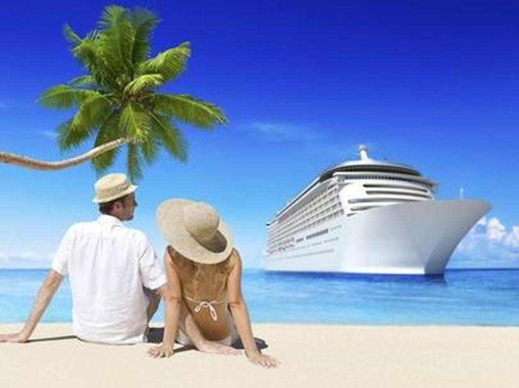 Turis China Selamat Setelah 2 Hari Terjatuh dari Kapal Pesiar