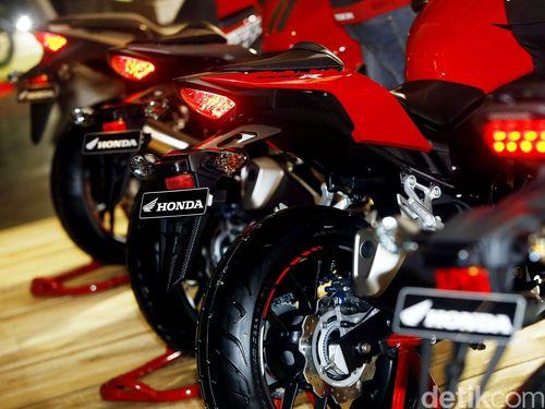 Honda Kian Menggila, Kuasai Pasar Motor Hampir 80 Persen