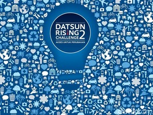Datsun Wujudkan Mimpi 5  Wiraswasta Muda