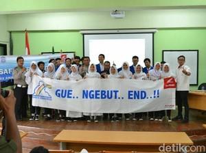 Gue Ngebut... End!