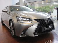 Ini Spesifikasi Lexus All New GS200t