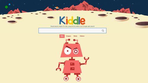 Kiddle Bukan dari Google