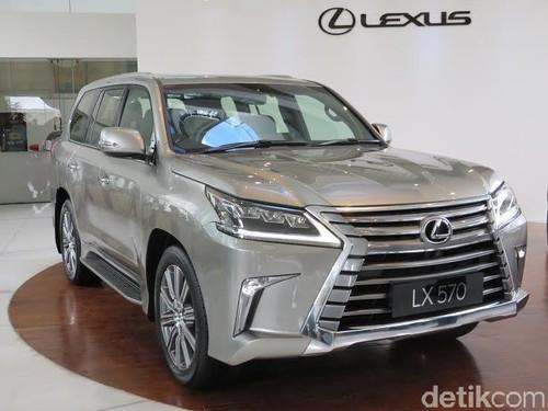 Berkenalan Lebih Dekat dengan All New Lexus LX 570