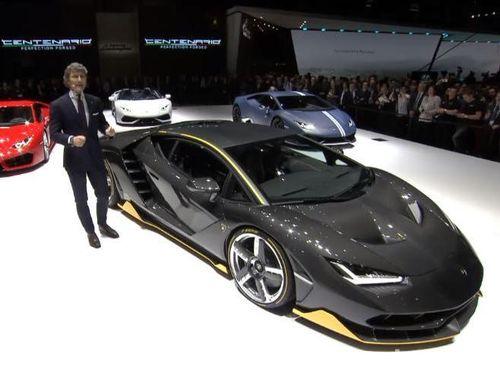 Mobil Lamborghini Ini Takkan Bisa Anda Miliki