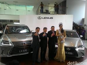 Ini Harga Mobil Baru Lexus untuk Indonesia