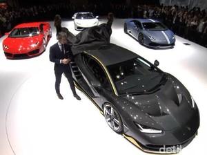 Lamborghini Ngotot Pertahankan Mesin V12