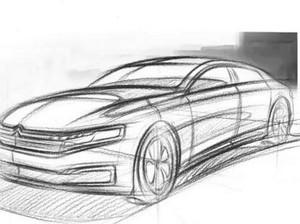 Citroen Kembangkan Sedan yang Akan Diproduksi di China