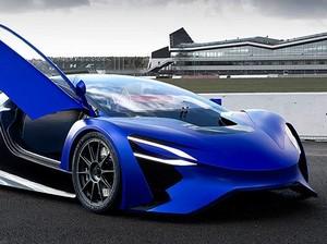 Bikin Supercar Pertama, Perusahaan Rintisan China Rekrut Desainer Italia