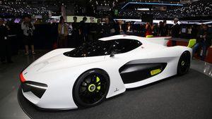 Mobil Hidrogen Paling Ganas Ini Tenaganya Hingga 502 HP