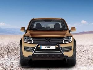 Pikap Kabin Ganda Volkswagen Amarok V8 Tampil Menawan