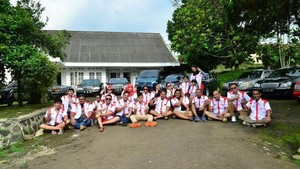 MMBC Gelar Touring ke Cibogo