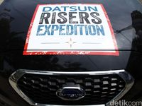 Momen-momen Indah Datsun Risers Expedition