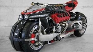 Gokil, Motor Bermesin Maserati Ini Bertenaga 470 Daya Kuda