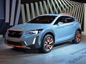 Akhirnya Subaru Kenalkan XV Concept Terbaru