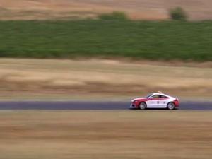 Mobil Otonom Audi TT S Diuji di Sirkuit