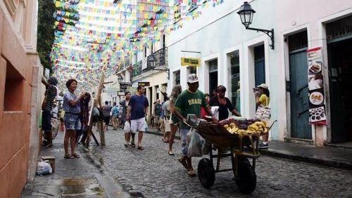 Krisis, Ekonomi Brasil Minus 3,8% di 2015