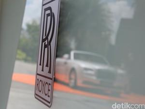 Selera Konsumen Rolls-Royce Indonesia Lebih Tinggi dari Singapura