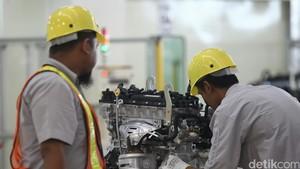 Sekitar 4 Juta Orang Tergantung dengan Industri Otomotif