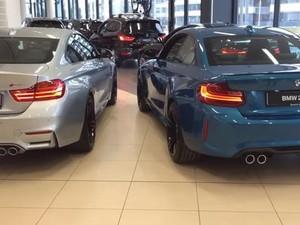 BMW M2 Vs BMW M4, Suaranya Lebih Gahar yang Mana?