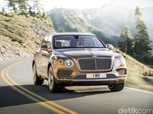 SUV Super Cepat Bentley Dibanderol Rp 10 Miliar di Indonesia?