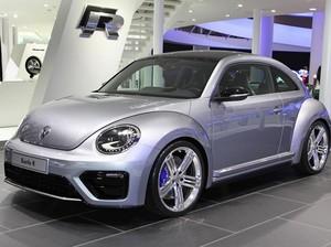 VW Beetle Suntik Mati di Australia
