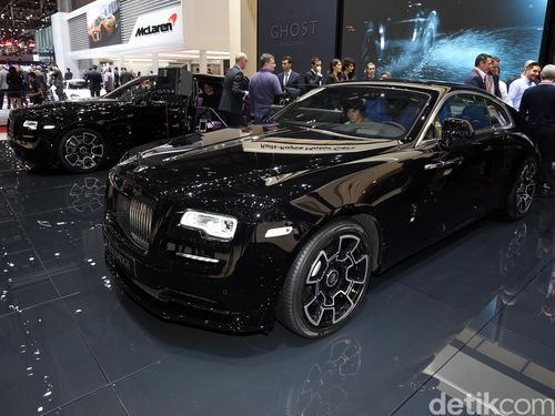 Black Badge, Anak Nakal Rolls-Rocye
