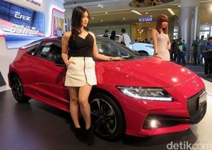 Honda Luncurkan CR-Z Terbaru dan HR-V JBL Edition