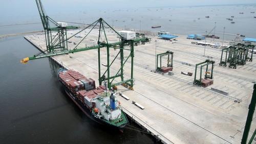 Jokowi Siapkan Perpres Pembangunan Pelabuhan Patimban Subang