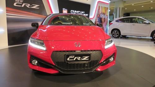 Ini Spesifikasi Honda CR-Z Terbaru