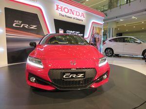 Honda Hentikan Produksi CR-Z Hybrid di Amerika Serikat