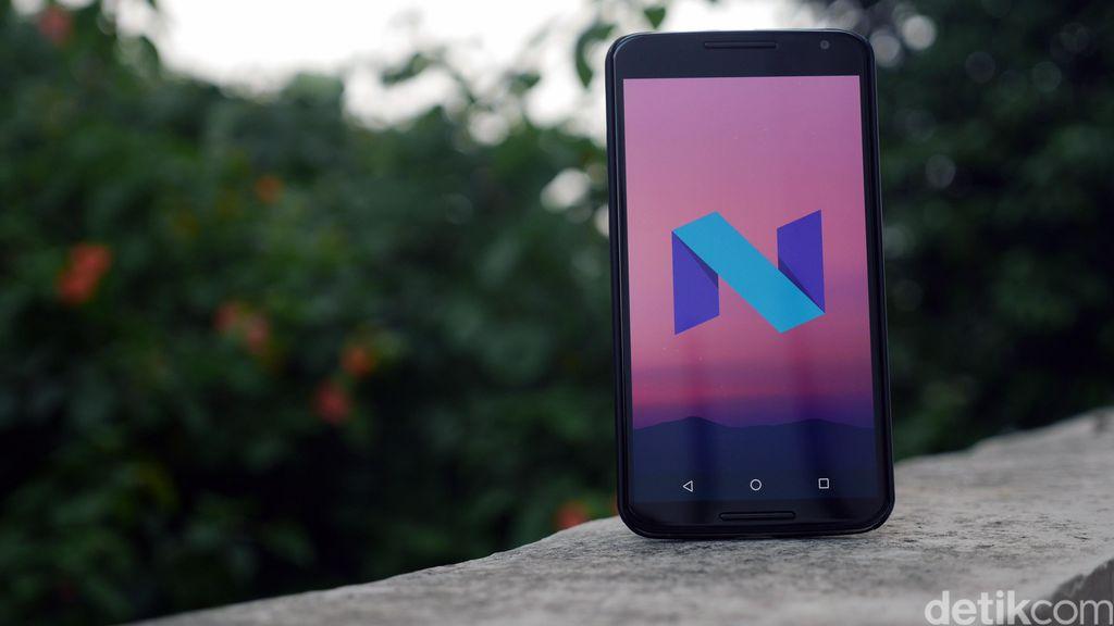 Resmi! Android Anyar Bernama Nougat
