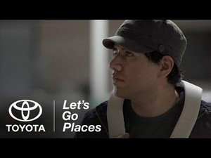 Proyek Toyota Blaid Bantu Mobilitas Tunanetra